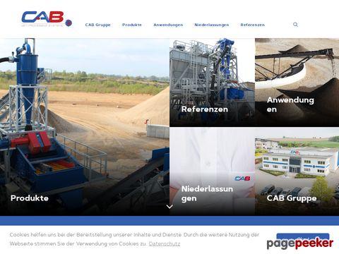 CAB SCHWEIZ AG