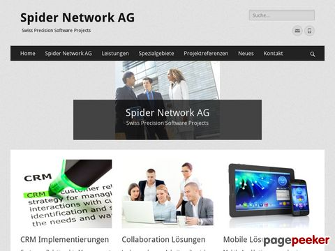 Spider Network AG