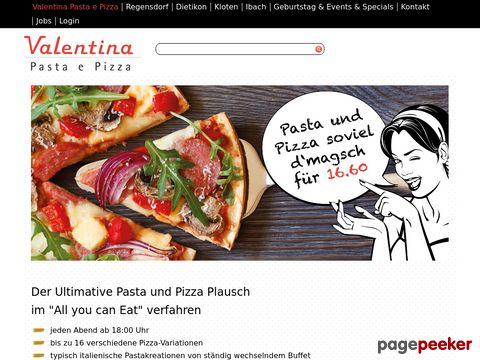 Valentina Pasta e Pizza