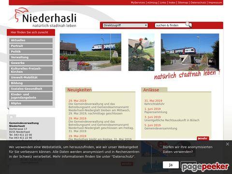 Niederhasli ZH (CH-8155)