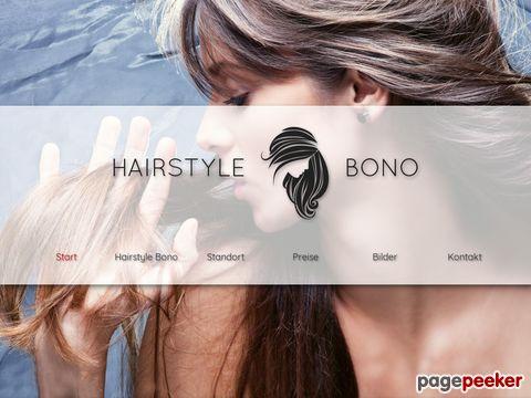 Hairstyle Bono (Regensdorf-Watt)