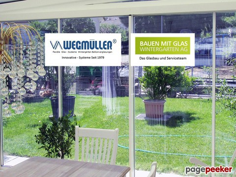 Wegmüller - Wintergarten und Balkonsysteme