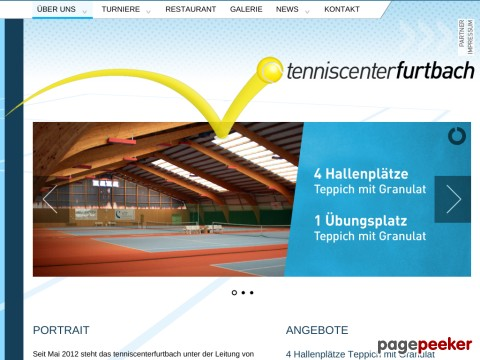 Tenniscenter Furtbach (Buchs ZH)
