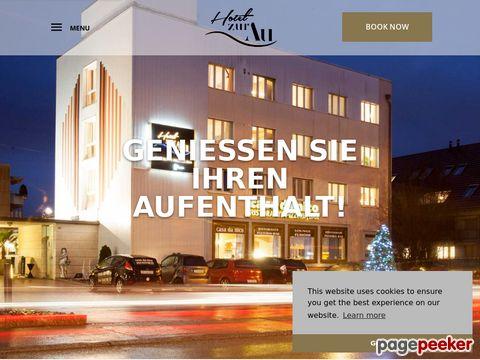 Hotel-Restaurant-Bar zur Au (8108 Dällikon, ZH)