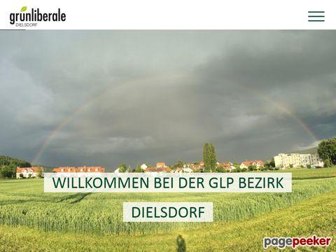Grünliberale Partei Bezirk Dielsdorf