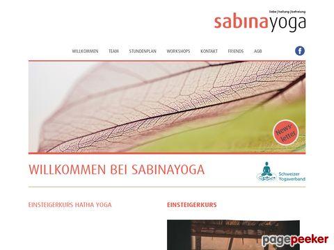 Sabinayoga - Buchs ZH