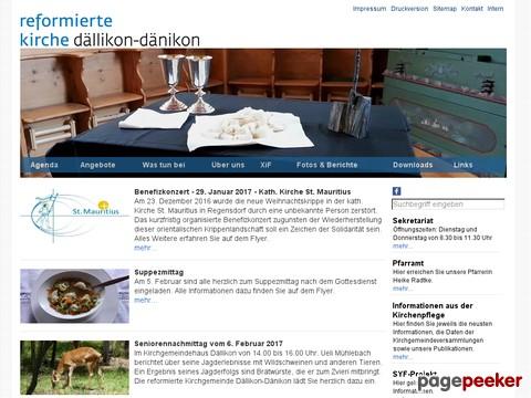 ref. Kirchgemeinde Dällikon-Dänikon