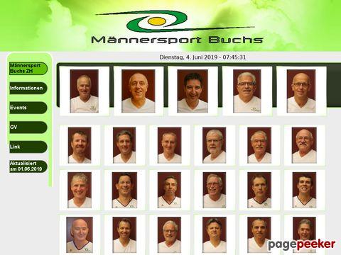 Maennersport Buchs