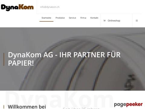 DynaKom AG - Regensdorf