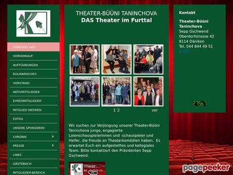 Verein Theater-Büüni Taninchova