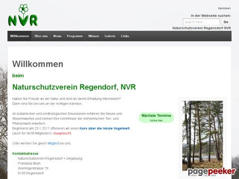 Naturschutzverein Regendorf + Umgebung
