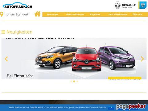 AUTOFRANK AG