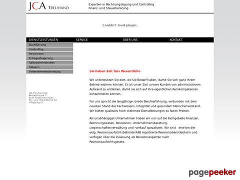 JCA Treuhand AG