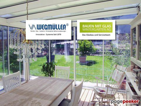 Bauen mit Glas Wintergarten AG - Wintergarten und Balkonsysteme