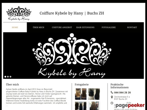 Coiffure Kybele by Hany (Buchs ZH)