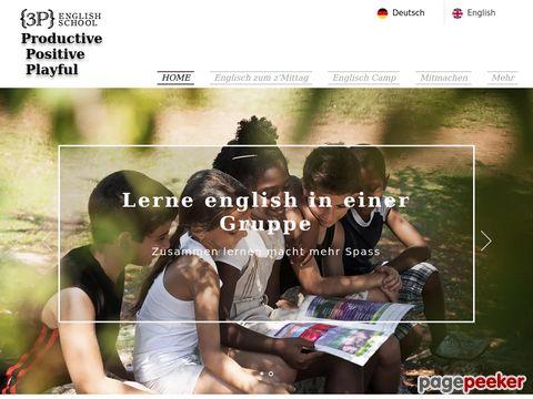 3P English School - Englisch Für Kinder Otelfingen