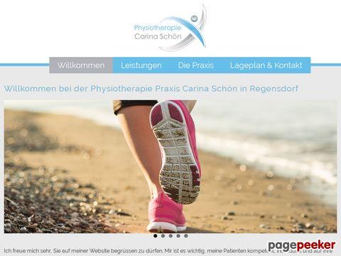 Physiotherapie Praxis Carina Schön in Regensdorf
