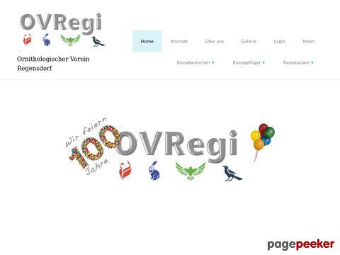 Ornithologischer Verein Regensdorf