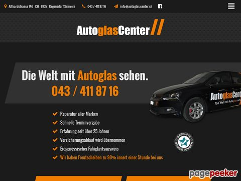 Autoglas Center Schiltknecht GmbH
