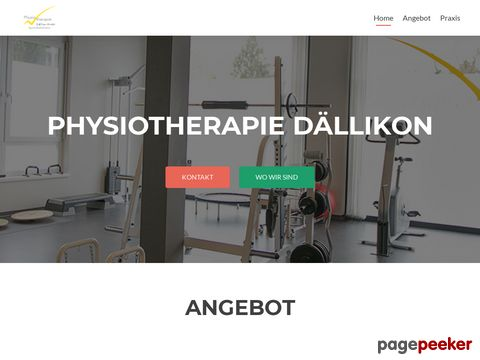 Physiotherapie Dällikon