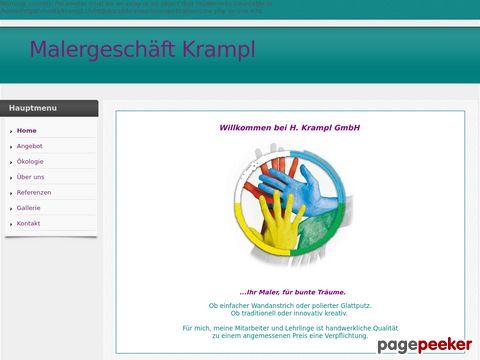 Krampl GmbH, Malergeschäft, Dällikon