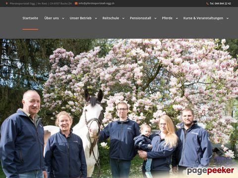 Pferdesportstall Sigg (Buchs / Zürich)