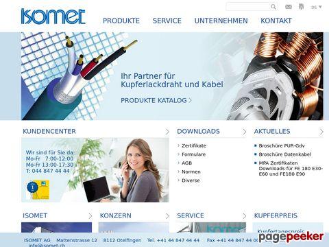 Isomet AG
