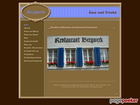 Restaurant Bergwerk (Buchs ZH)