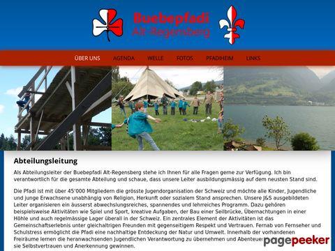 Pfadi Alt-Regensberg