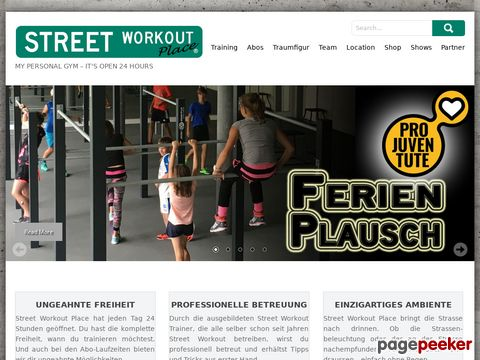 Street Workout Place - Regensdorf