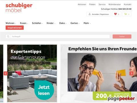 Schubiger Möbel - Regensdorf