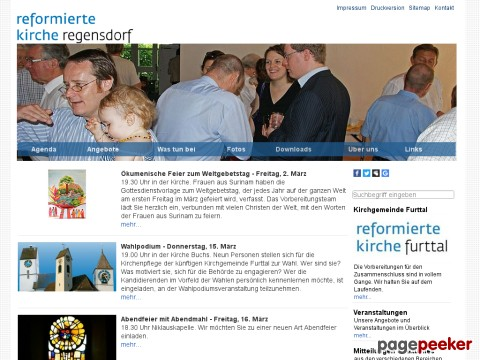 Evang.-ref. Kirchgemeinde Regensdorf
