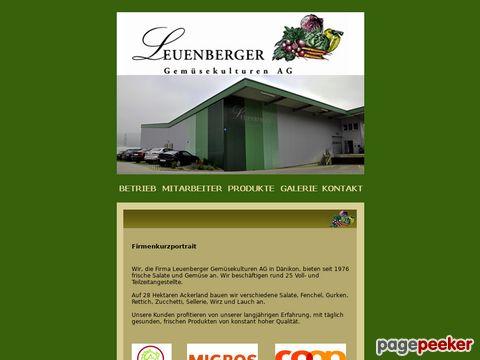 Betrieb Leuenberger AG