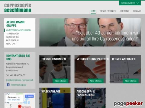 Carrosserie Aeschlimann AG