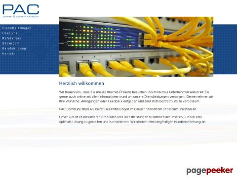 PAC :: power & communication