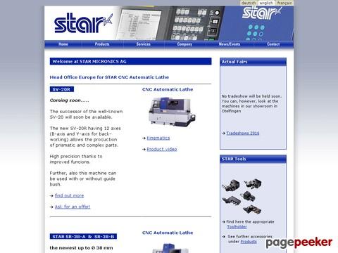 STAR MICRONICS Headquarter Europe