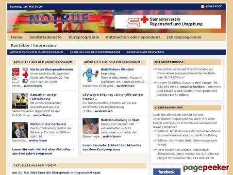 Samariter Verein Regensdorf und Umgebung