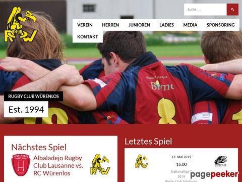 Rugby Club Würenlos (RCW)