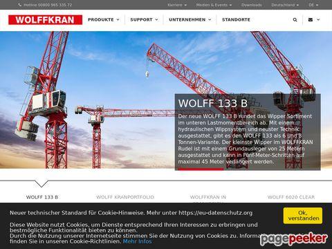 Wolffkran Schweiz AG