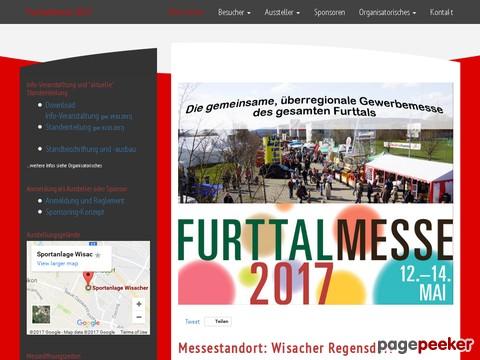 Furttalmesse - Die gemeinsame überregionale Gewerbemesse