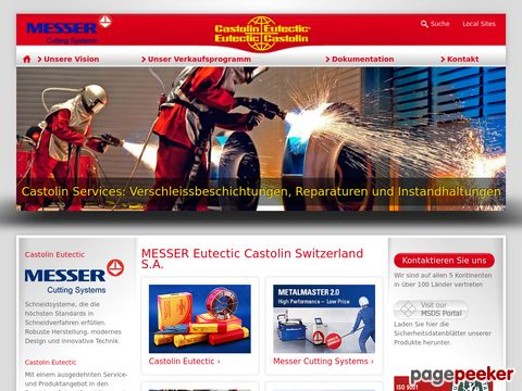 Castolin Eutectic | Your Resource for Protection, Repair and Joining Solutions