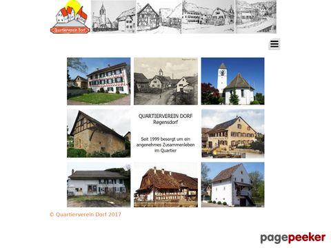 Quartierverein Dorf Regensdorf