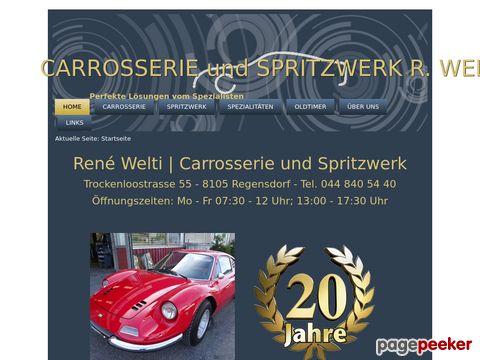 Welti Carrosserie und Spritzwerk (in Regensdorf ZH)