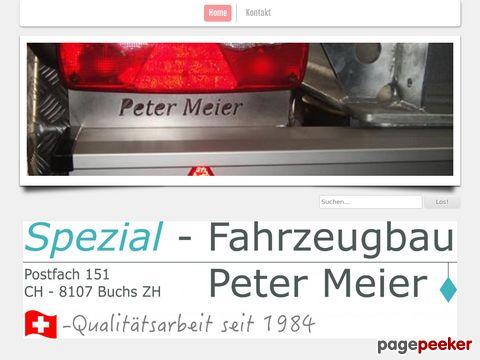 Peter Meier Spezialfahrzeugbau