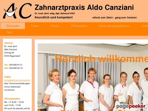 Zahnarzt Canziani (Regensdorf)