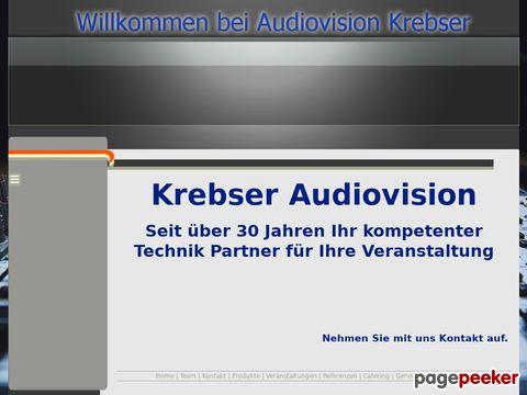 Audiovision Krebser