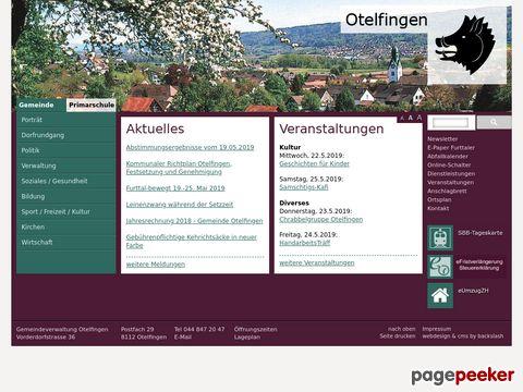 Otelfingen ZH (CH-8112)