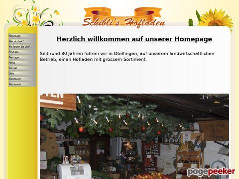 Schiblis Hofladen (Otelfingen ZH)
