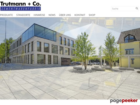 Trutmann + Co. Zementwarenfabrik AG