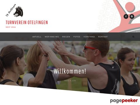 Homepage Turnverein Otelfingen
